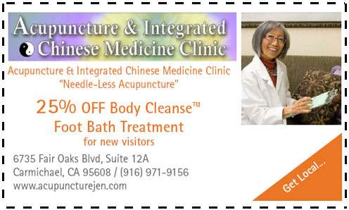 December Deal: 25% off Body Cleanse™ foot bath treatment